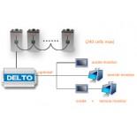 2V  Battery Monitoring System