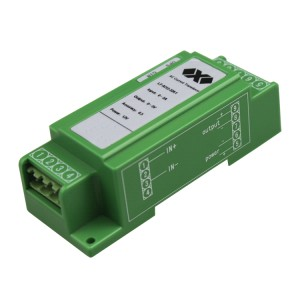 SA1 1-way DC Voltage Transducer