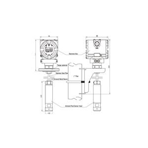 SLU-L proliferate silicon liquid-level transmitter